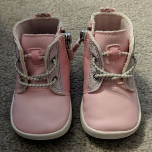 Baby pink Ugh boots